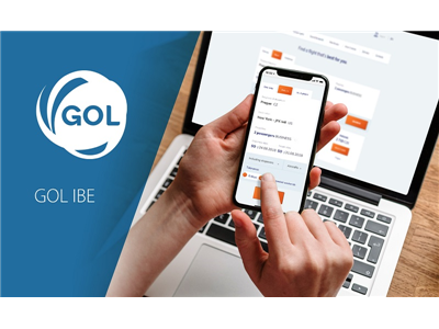 GOL IBE on desktop and mobile