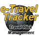 e-Travel Tracker logo